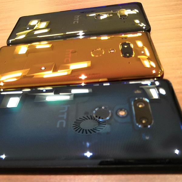 Das neue HTC 12+ kommt in drei Farben auf den Markt. (Bild: moobilux.com)